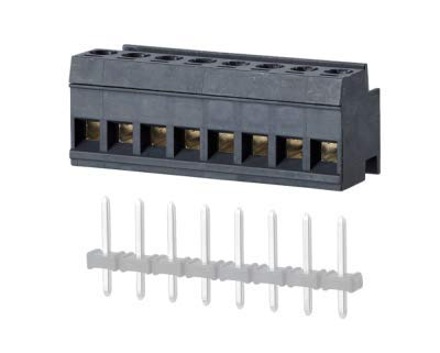 RP02508HBLC, Terminal Block - Type 207-8 Pole - Pitch 5mm (25 Items)