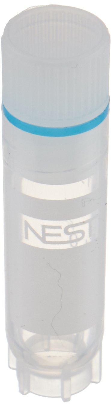NEST Scientific USA 607101 Nest Scientific Usa 2.0 ml Cryogenic Vial, Internal, Sterile