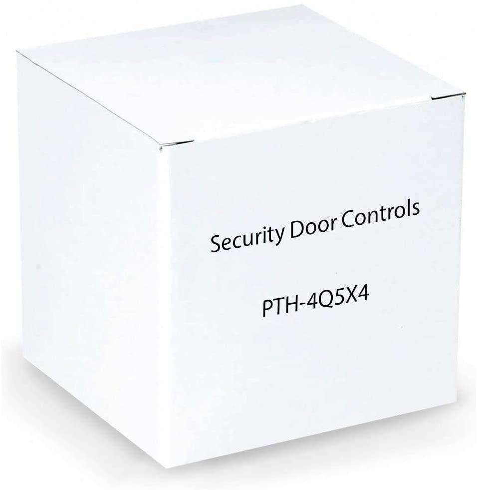 Sdc - Security Door Controls 4 COND.PWR TRANS HINGE 626 5X4 - A3W_SZ-PTH4Q5X4