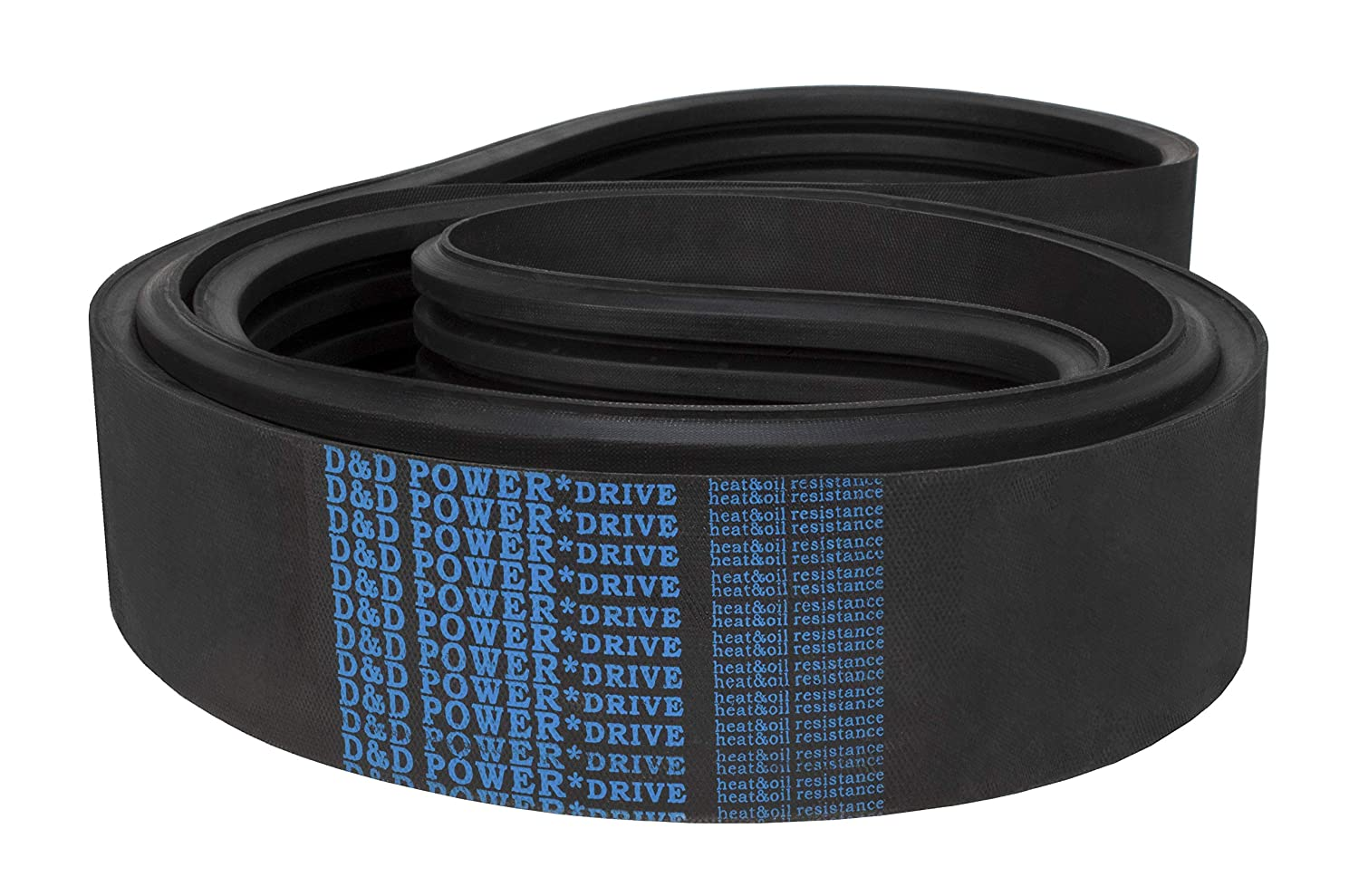 D&D PowerDrive ORB-19-171558V1000/03 Banded V Belt, 100