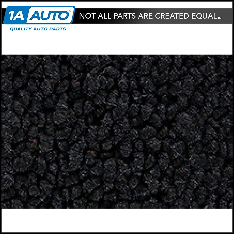 for 55-56 Mainline 4 Door Post Cut & Sewn 80/20 Loop 01-Black Complete Carpet