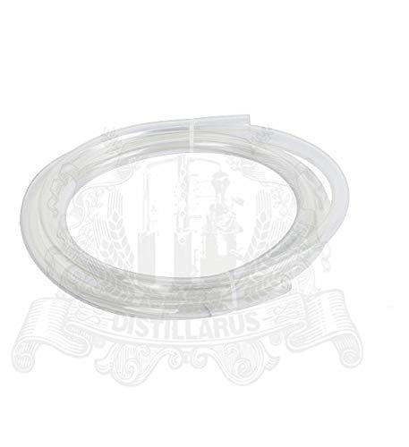 Ochoos Transparent PU Hose OD12mm ID 8mm,1-5m - (Color: 5m)