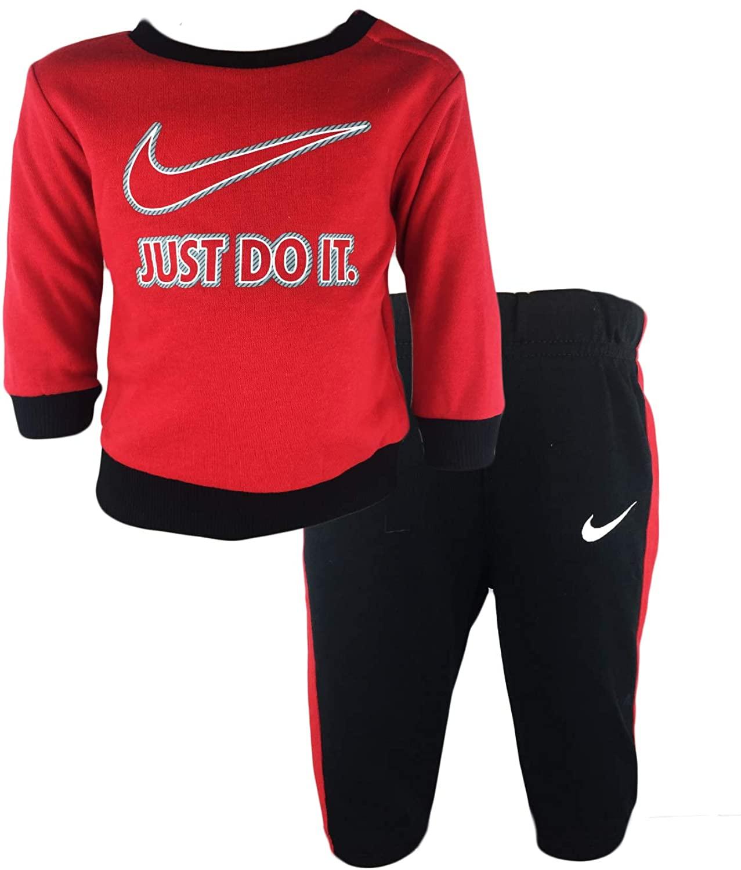 Nike Boys Just Do It Sweater & Pants Set
