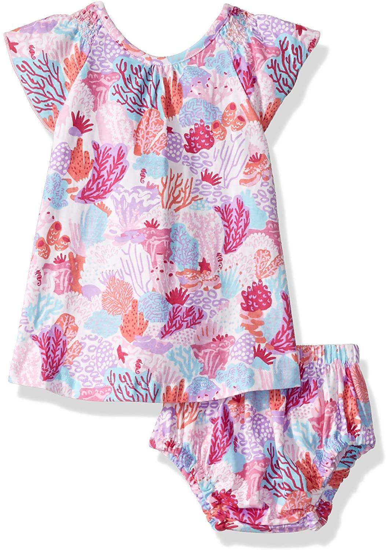 Hatley Baby Girls Mini Flutter Sleeve Dress