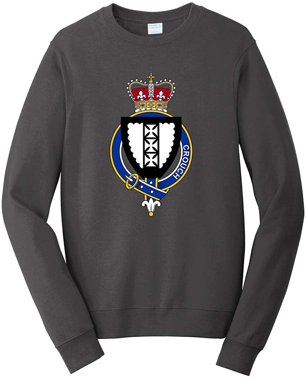 Tenacitee Unisex English Garter Family Crouch Sweatshirt