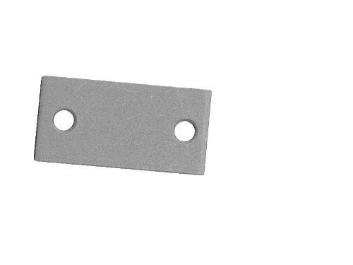 Don-Jo EF 161 Steel Filler Plate, Prime Coated, 1-1/8