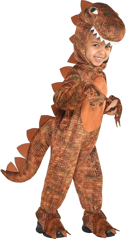 amscan Boys T-Rex Costume - Small (4-6)
