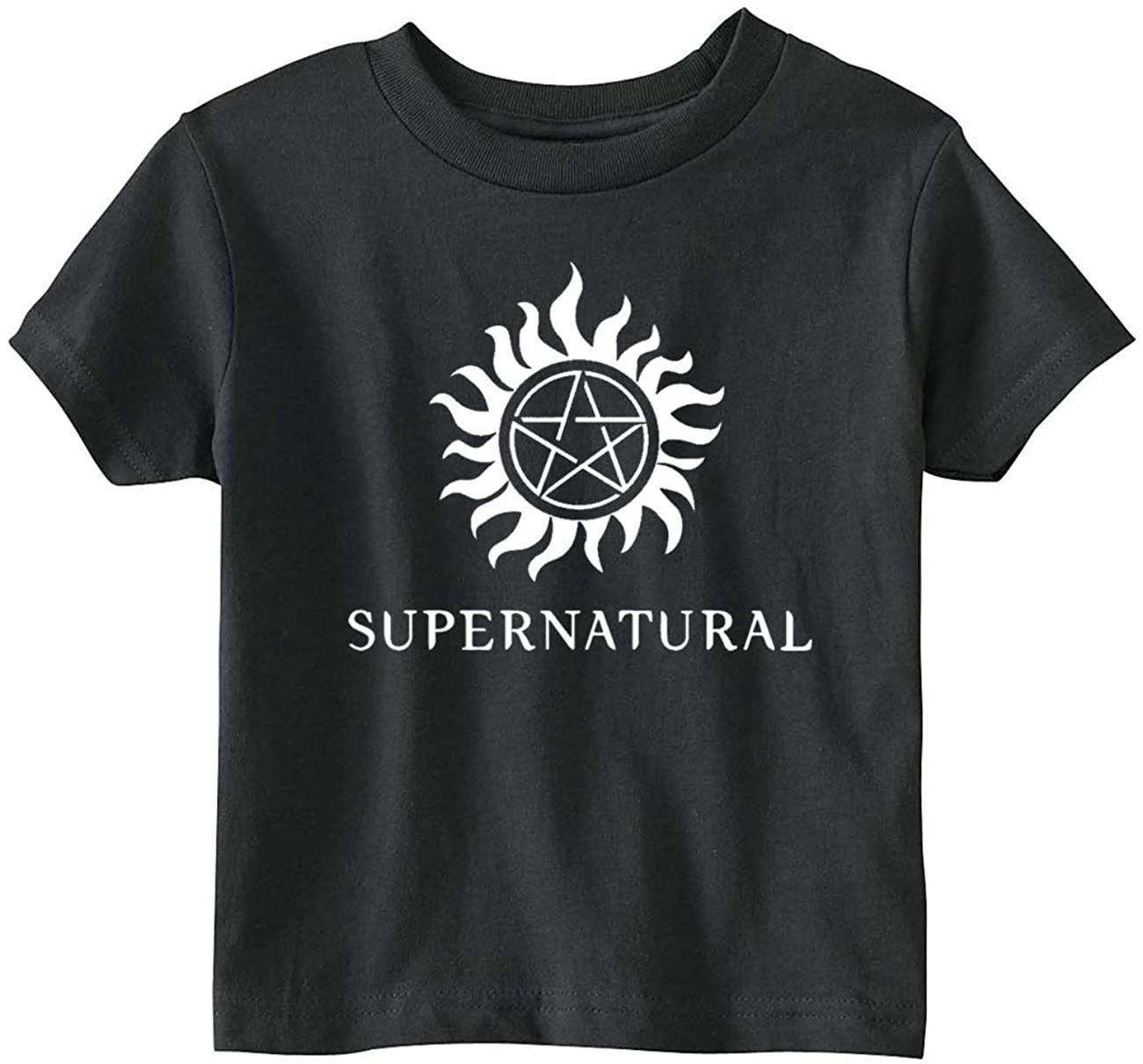 NorthStarTees Supernatural Toddler Logo T-Shirt