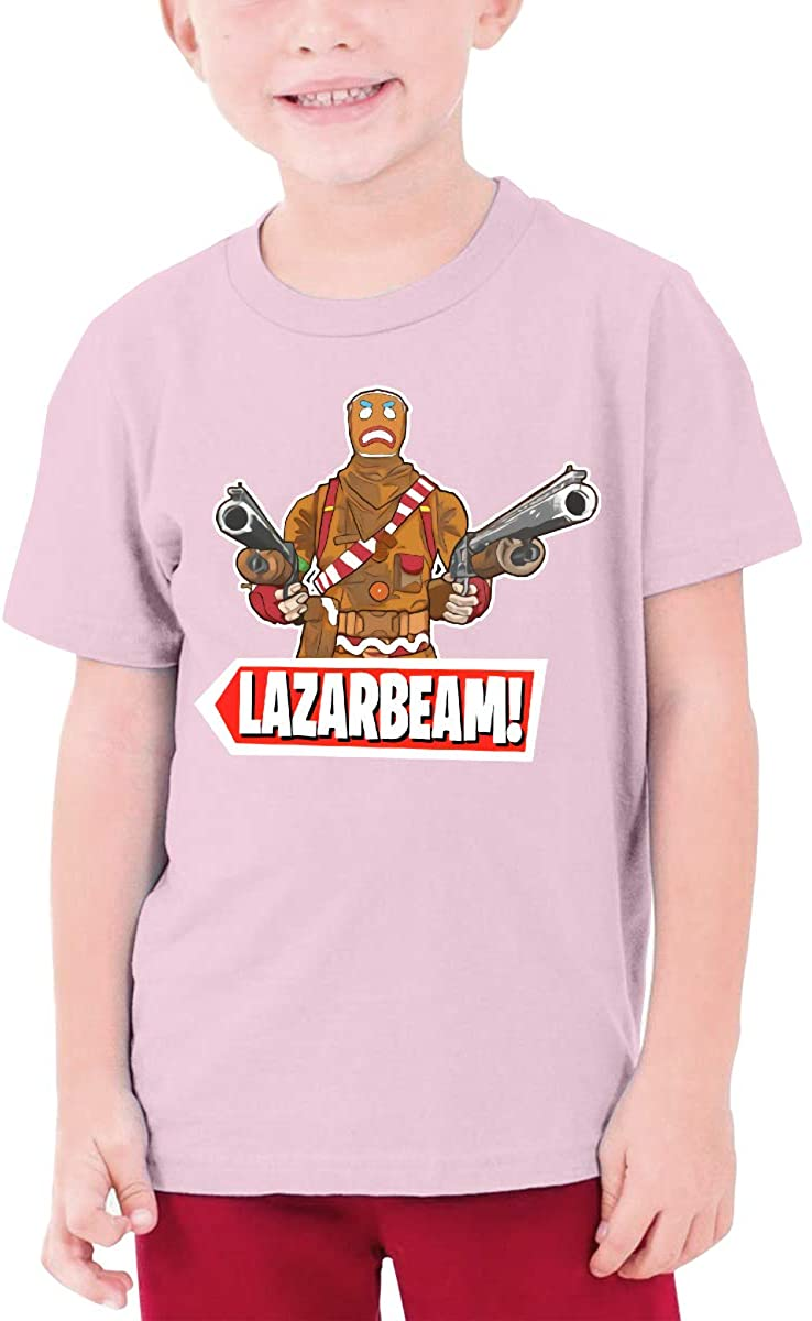 Youth Lazarbeam Teen Boys Teens Custom T-Shirt, Fashion Shirt for Boys and Girls