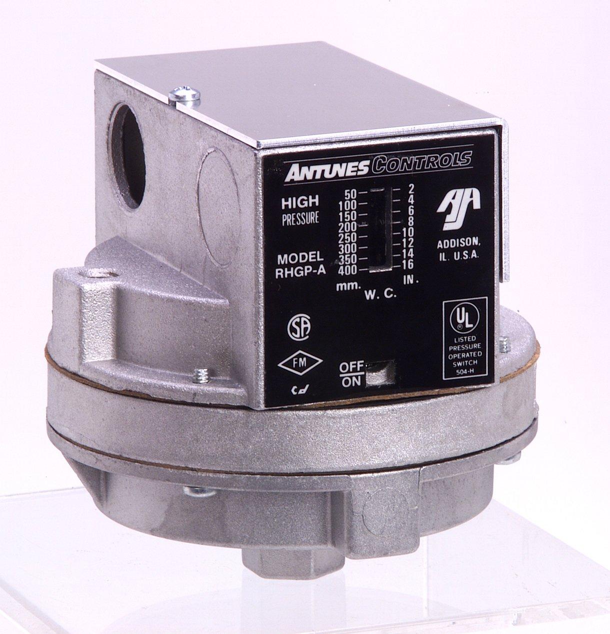 Antunes Controls 803112802 5 - 28