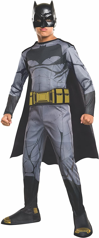 Rubie's Costume Batman v Superman: Dawn of Justice Batman Tween Value Costume, Small