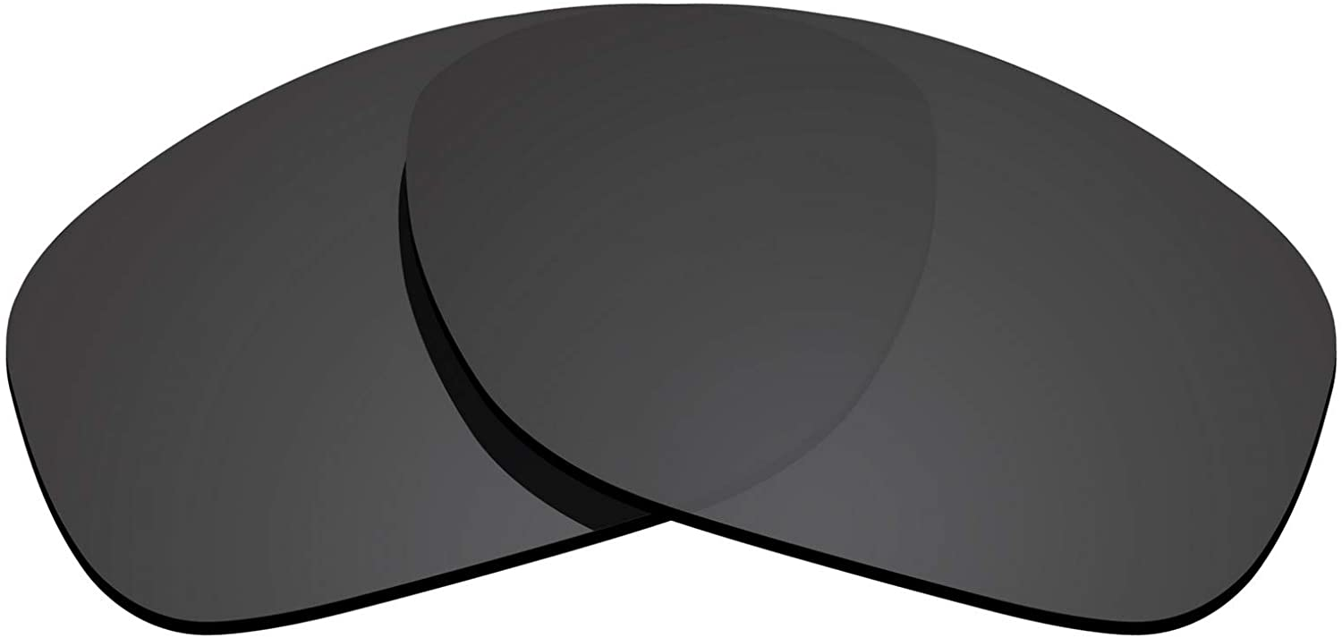 Glintbay 100% Precise-Fit Replacement Sunglass Lenses for Oakley Pit Bull OO9127