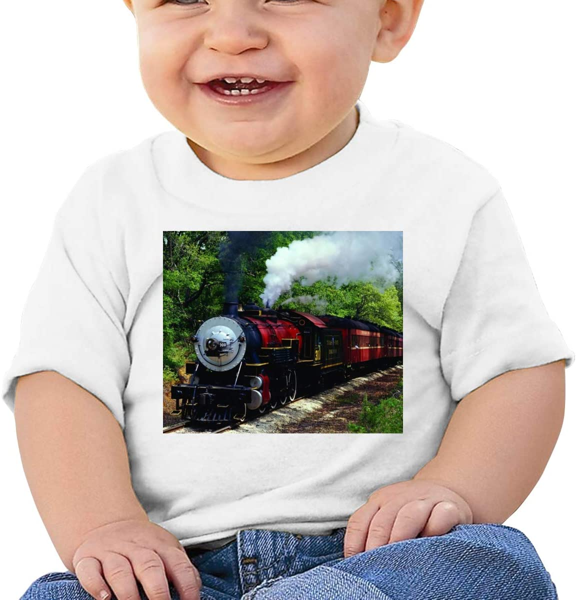 Amy Fisherddd Retro Trainit'S Just A Bunch of Short Sleeve T-Shirt Toddler Casual Tops