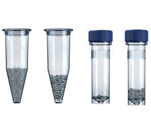 HOMEGENIZER BEAD TUBES, 1.5mL Conical Tubes, 2.8mm ceramic beads , 50/pkg.