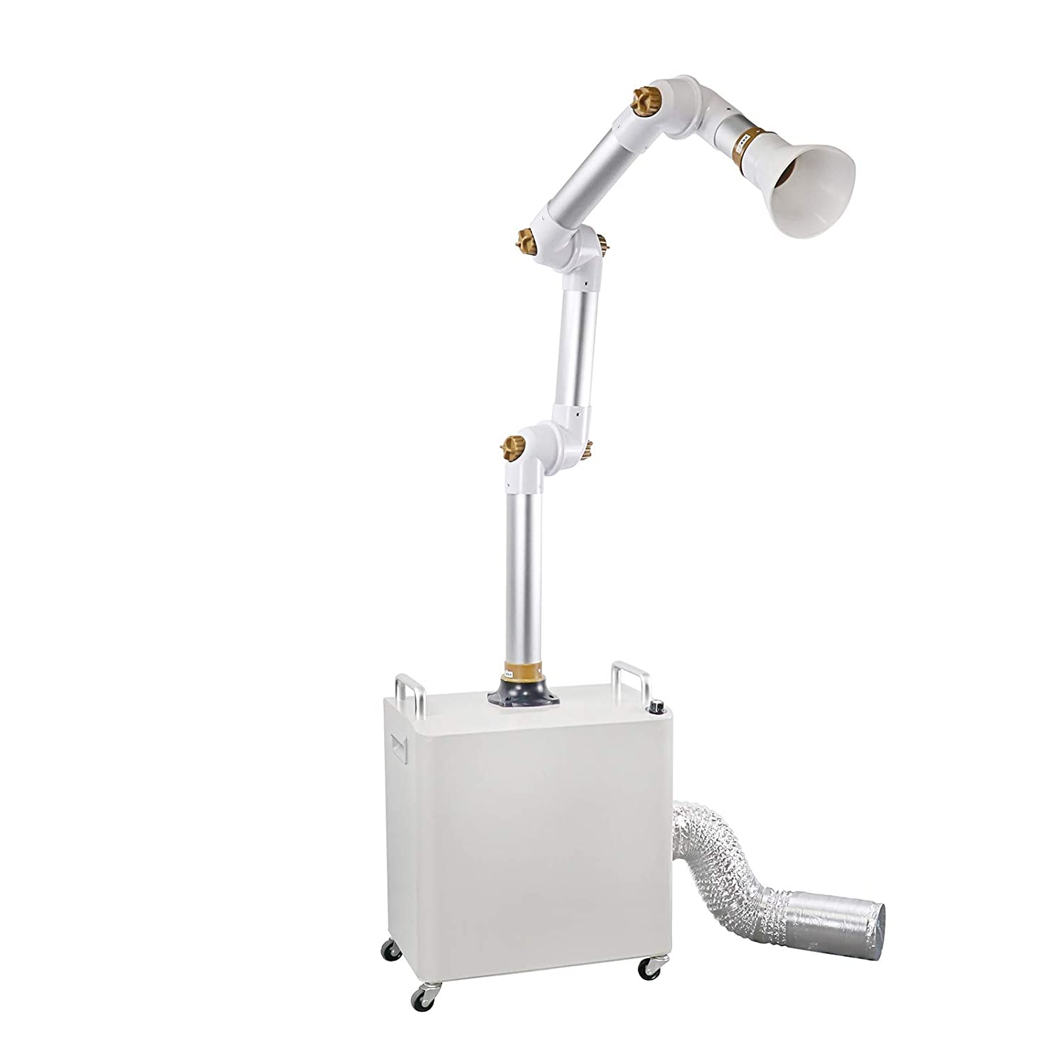 NSKI 1000W Mobile External Oral Suction Device with Utraviolet Sterilization High Filtration Efficiency Activated Aarbon Adsorption
