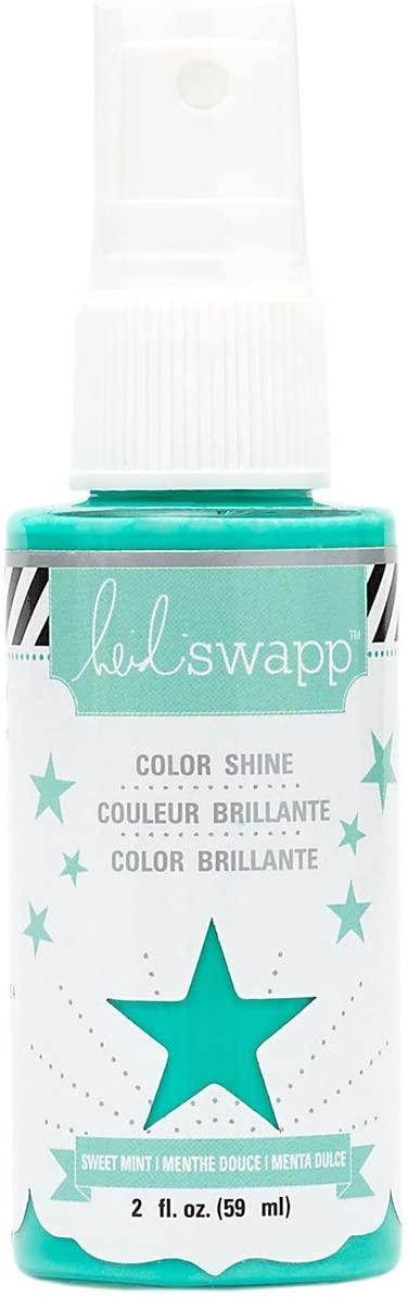 Heidi Swapp 313116 Color Shine Mixed Media-Sweet Mint-2 oz