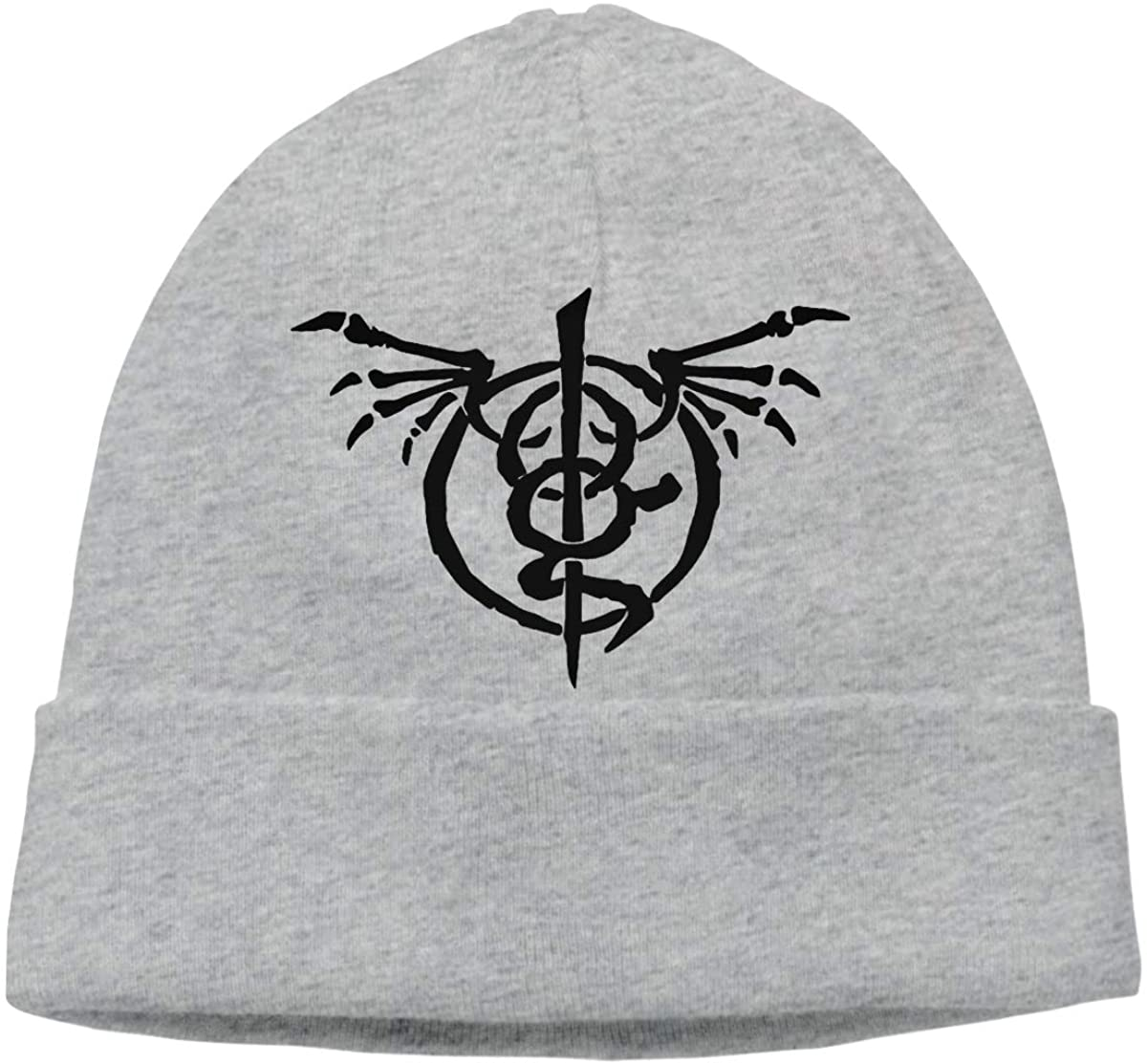 Lamb of God Logo Comfortable to Go Out Hedging Cap Hat Chapeau Headgear Gray