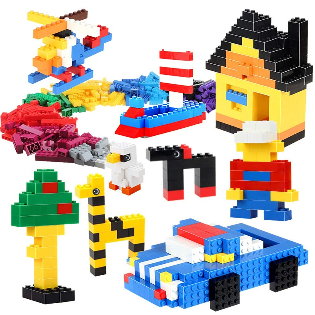 Jian E -// Building Blocks - Building Blocks Toy Inserts Creative DIY Small Particles Bulk Assembled Toys Children's Educational Toys /-/