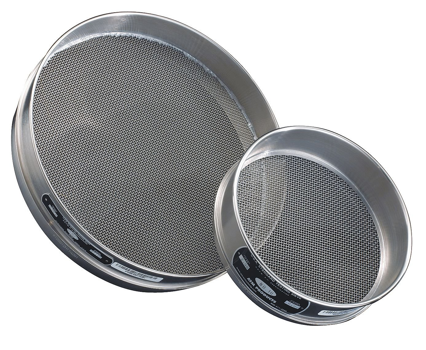 ADVANTECH MANUFACTURING, INC Product # 100SS12F SIEVE 12 DIA 100 MESH 1 EA (ADC offered unit is Each)