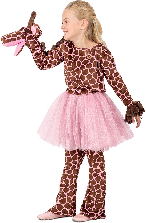 Princess Paradise Child's Puppet Pals Playful Giraffe Puppet Costume, Small