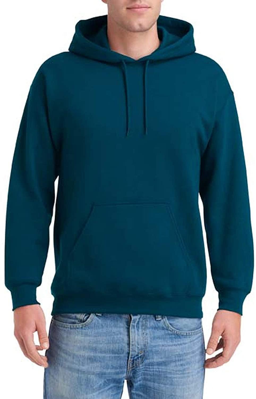 Gildan Heavy Blend Adult Unisex Hooded Sweatshirt/Hoodie (M) (Legion Blue)