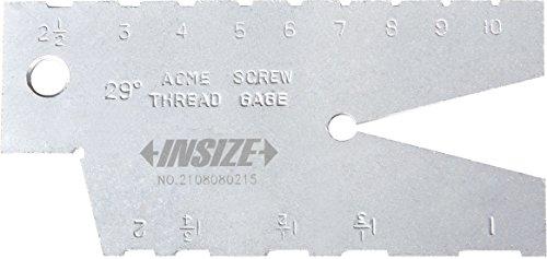 INSIZE 4812-E Thread Gage, 1-10 TPI