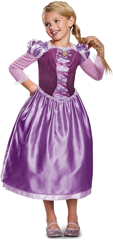 Disney Rapunzel Tangled The Series Girls' Costume
