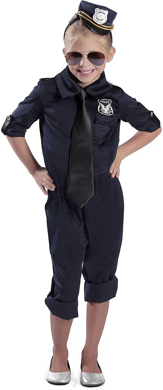 Princess Paradise Honor Police Costume