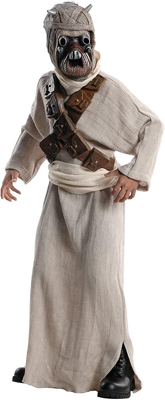 Star Wars Deluxe Tuskan Raider Costume, Small