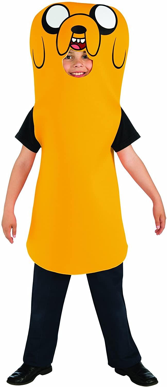 Rubies Adventure Time Child's Jake Costume, X-Large