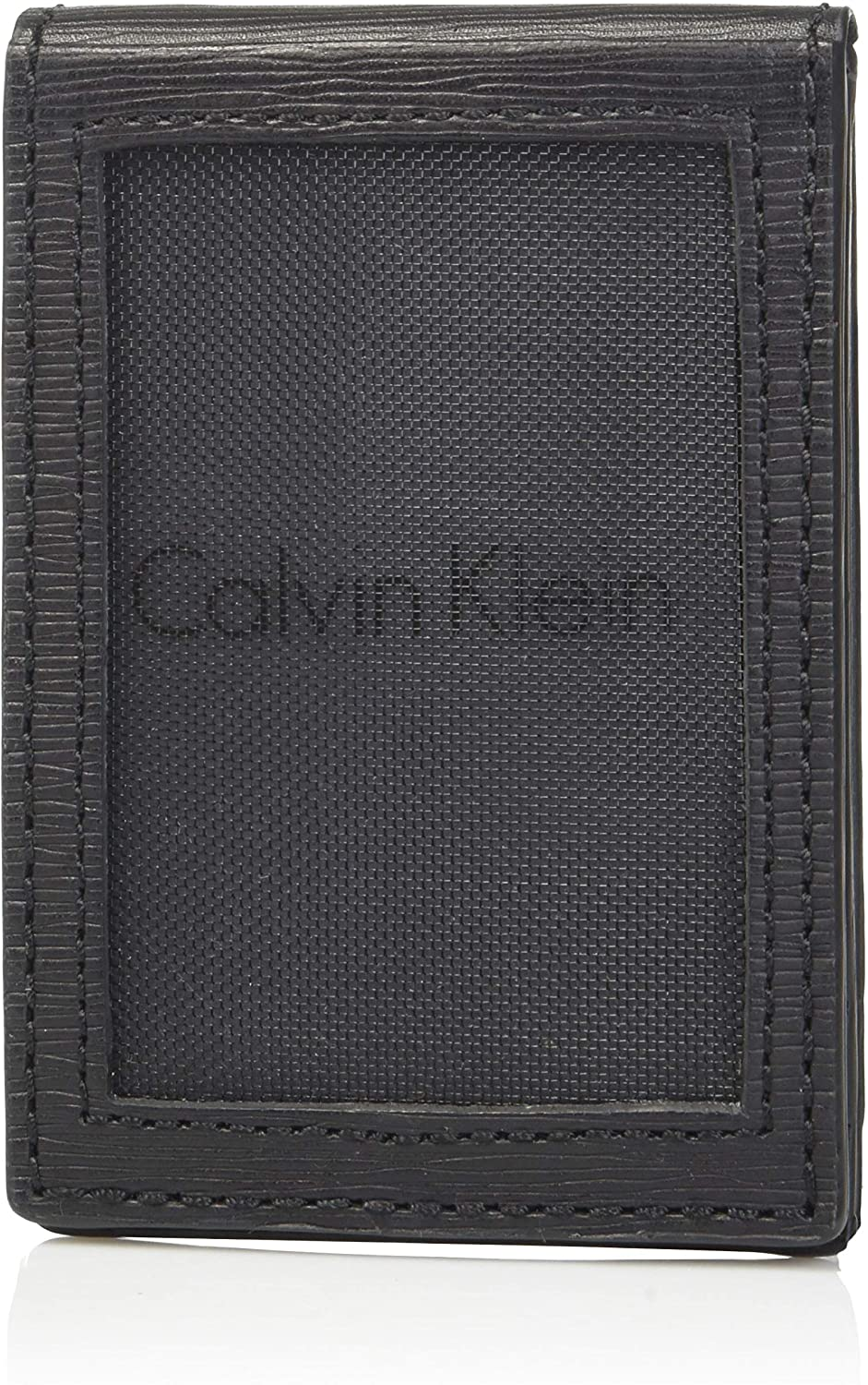 Calvin Klein Men's Credit Card Case with Id Flap