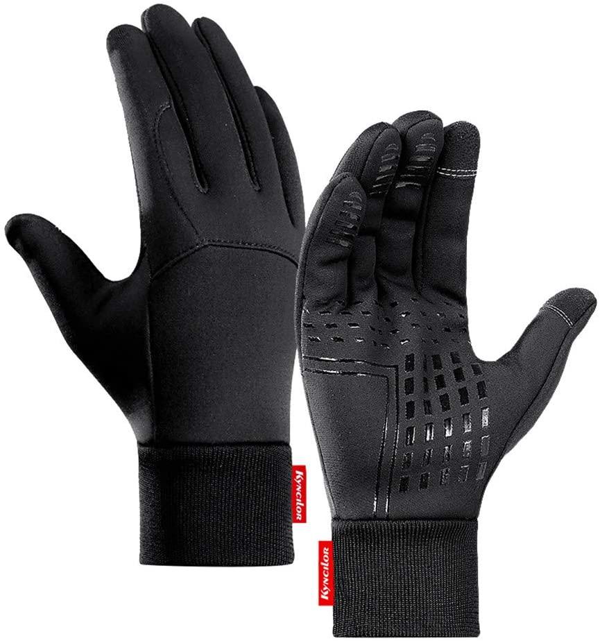 Waterproof & Windproof Ski Gloves, Warm & Breathable Snowboard Gloves, Warm Winter Snow Gloves, Cold Snowboard Gloves Touch Screen for Outdoor Sport Men Women, Fits Both Men & Women