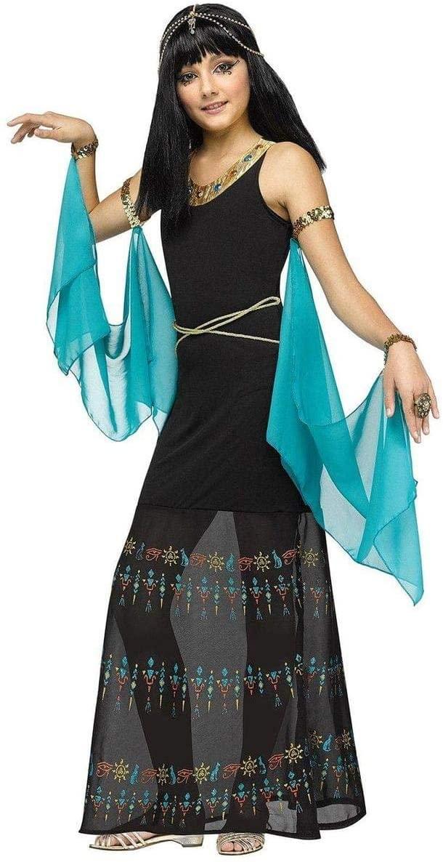 Fun World Egyptian Queen Child Costume Small 4-6