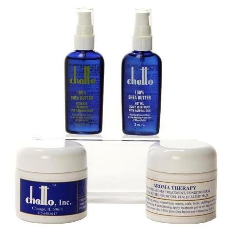Chatto Chemically Treated Hair & Scalp Treatment Kit