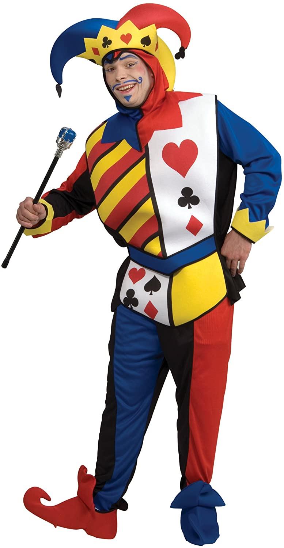 Rubie's Costume Co - Adult Playing Card Joker Costume
