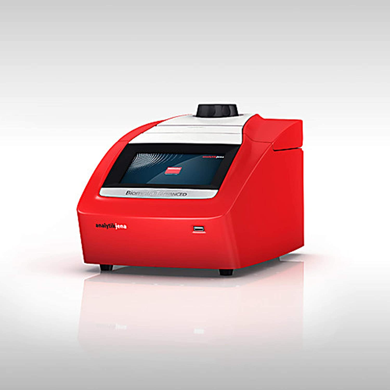 Analytic JENA 846-4-070-215 Biometra Advanced Twin Combi PCR Thermal Cycler, 115V