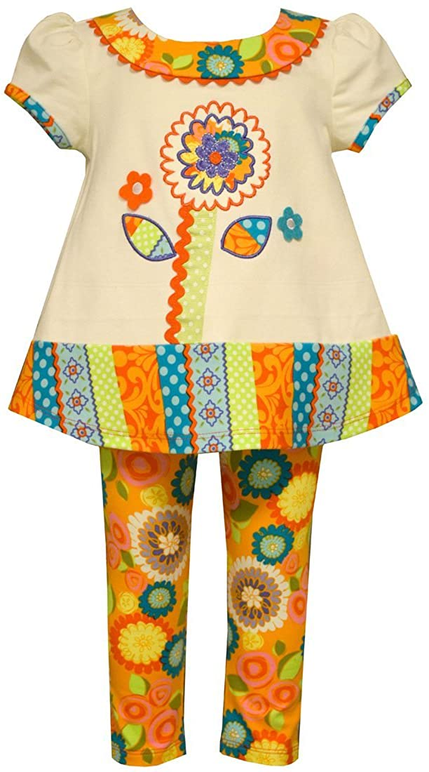 Bonnie Jean Baby Girls Textured Knit Legging Set