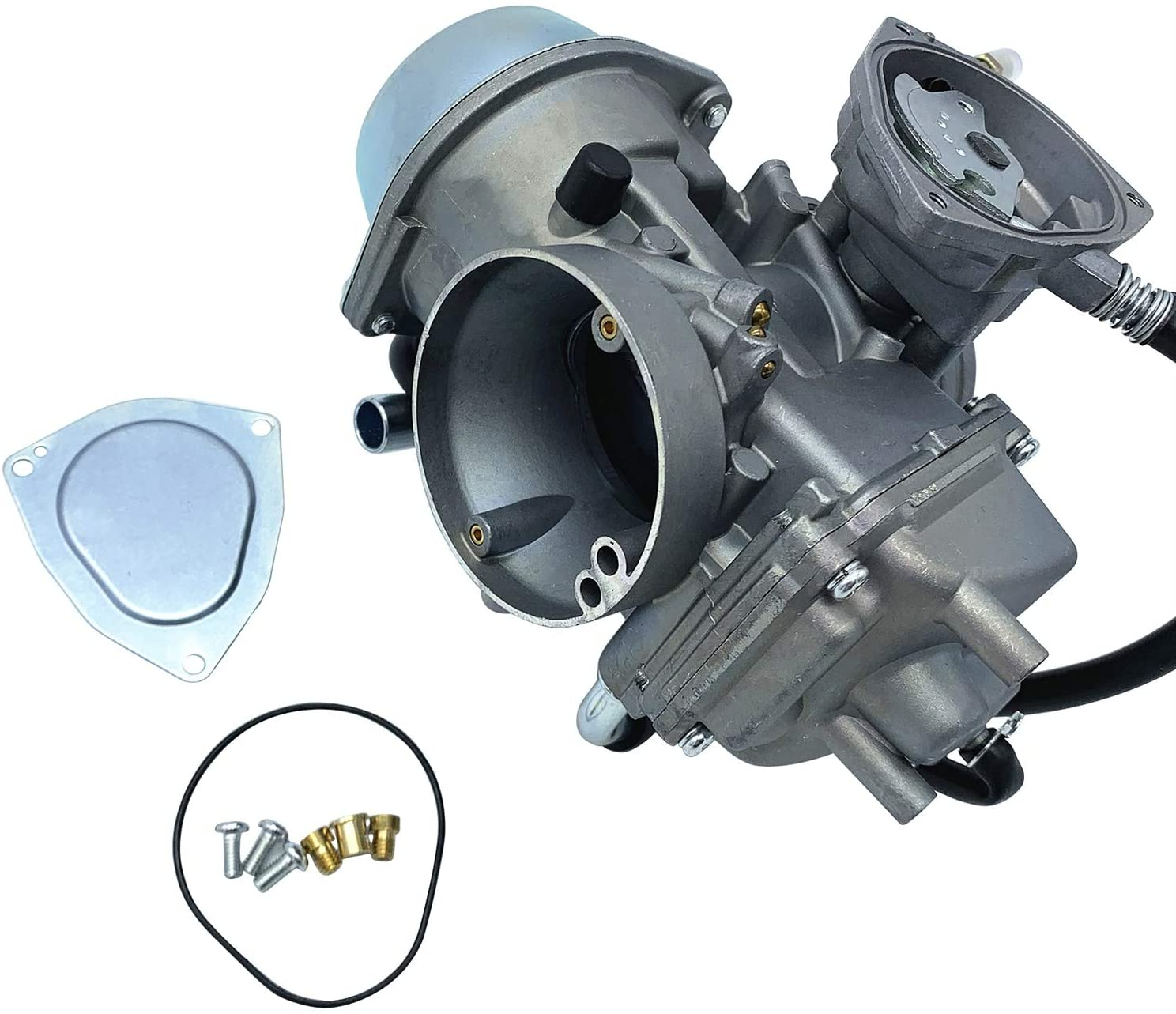 Xiteman Carburetor For Yamaha Grizzly 660 YFM660 2002 2003 2004 2005 2006 2007 2008 Carb NEW FREE FUEL FILTER AND STICKER