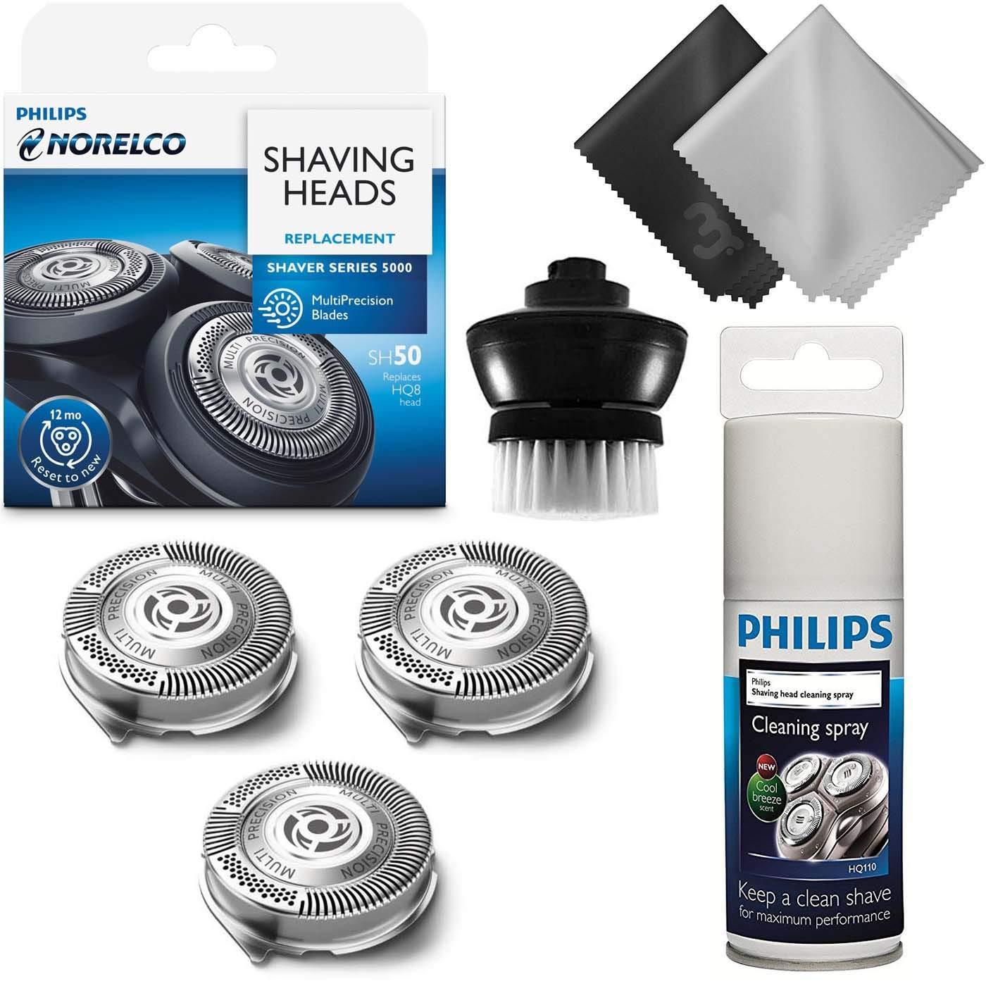 Hot Brand Shaver Head for Philips RQ12 RQ10 RQ11 RQ32 Norelco SensoTouch 3D Bulk