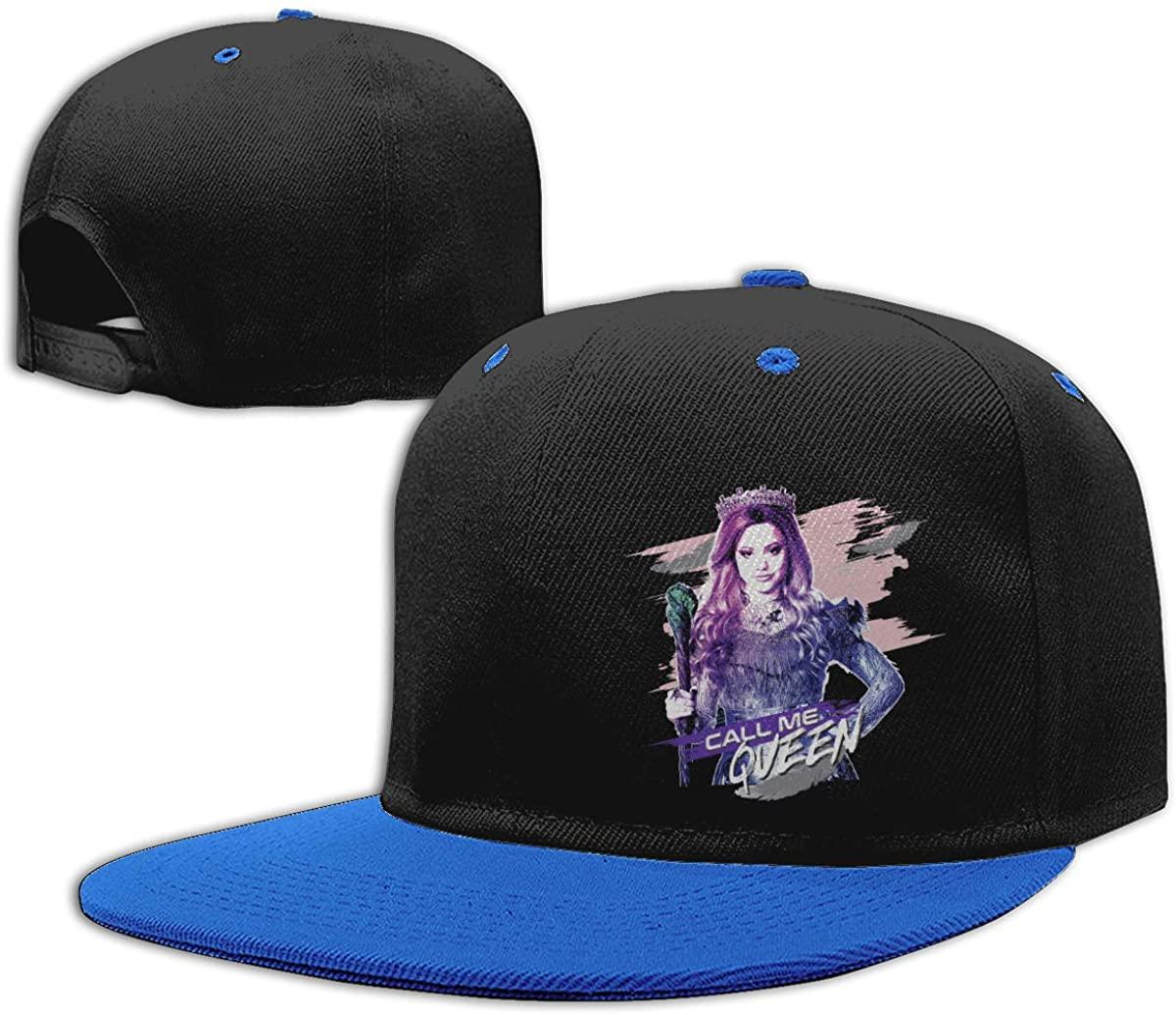 YiwuYshi Descendants 3 Audrey Hip hop Baseball Cap boy Girl Trucker Adjustable hat