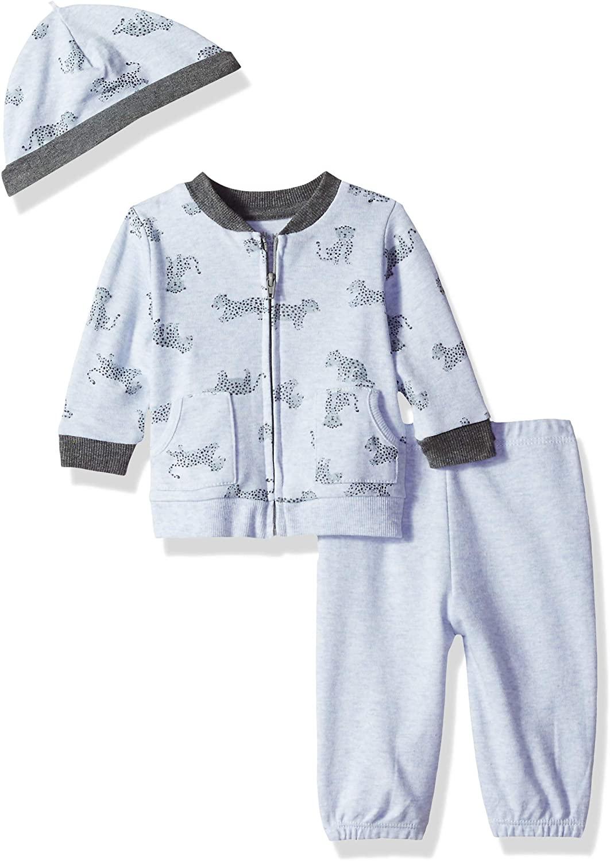 Little Me Baby Boy's Cardigan Set Shirt