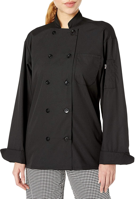 Uncommon Threads Men's Classic Poplin Coat Ls Mesh 5.25