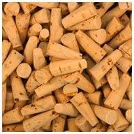 WIDGETCO Size 0000 Cork Stoppers, Standard