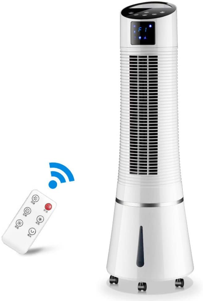 AIRZEIMIN Air Conditioner Tower Fan,Dormitory Small air Conditioning Personal evaporative air Cooler-A 303095cm