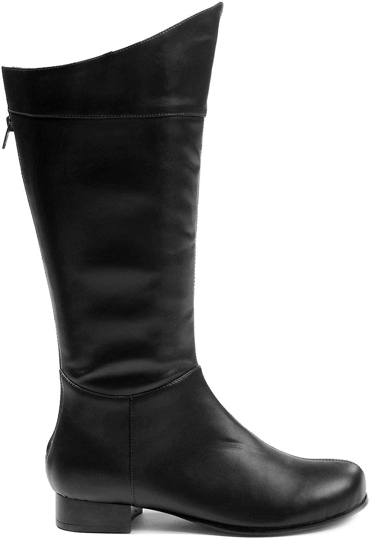 Ellie Shoes Shazam (Black) Adult Boots - Large (12-13)