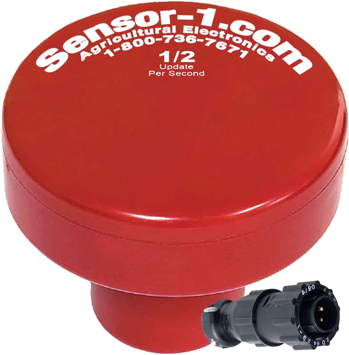 Sensor-1 A-DS-GPSM-D1/2-RED-32, Red