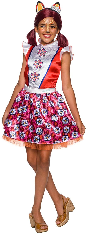 Rubie's Enchantimals Child's Costume, Felicity Fox, Medium