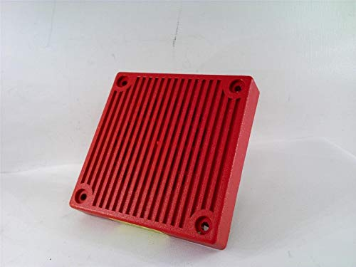 INGRAM PRODUCTS AH1224D8R Alarm Horn Module RED 167MA 12/24VDC 8SOUNDS