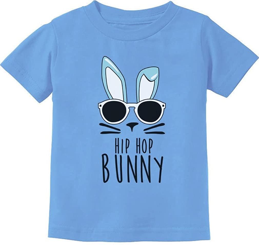 TeeStars - Hip Hop Bunny Funny Gift for Easter Toddler/Infant Kids T-Shirt
