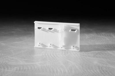 IBI Scientific IB48013 2 Piece Midi Flextube Kit with Tray, 3.5K MWCO, 800mL Volume